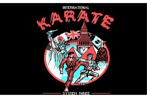 International Karate Download (1989 Sports Game)