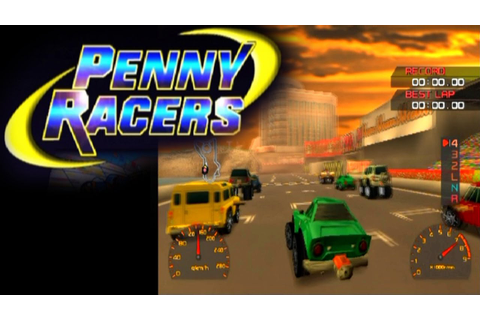Penny Racers ... (PS2) - YouTube