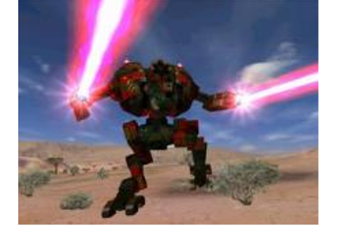 MechWarrior 4: Vengeance Download (2001 Arcade action Game)