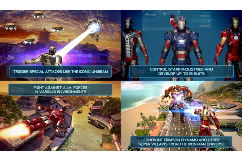 Iron Man 3 - The Official Game Apk + SD Data | Android ...