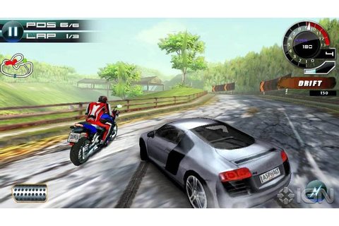 Asphalt 5 HD Screenshots, Pictures, Wallpapers - Android - IGN