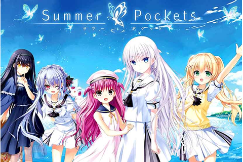 Summer Pockets Free Download - Repack-Games