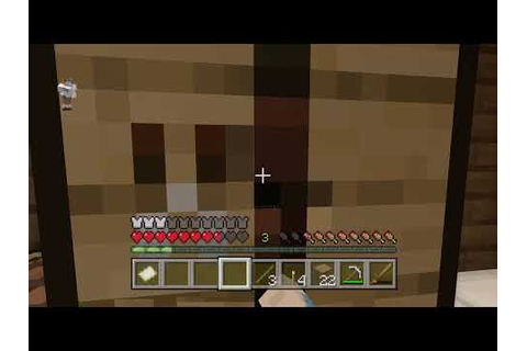 Minecraft survival - YouTube