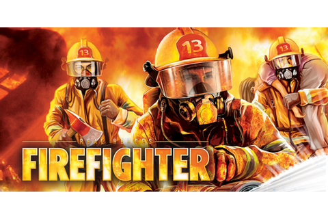 Real Heroes: FIREFIGHTER | Wii | Games | Nintendo