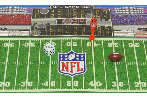 Amazon.com: NFL Game Day Board Game: Toys & Games