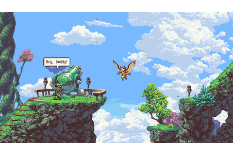 Owlboy Nintendo Switch review | The Indie Game Website