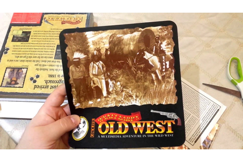 Random Game Unshrinking - Wyatt Earp's Old West (1994 ...