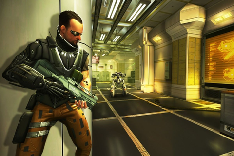 'Deus Ex' on iPad is a technical marvel, but a mediocre ...