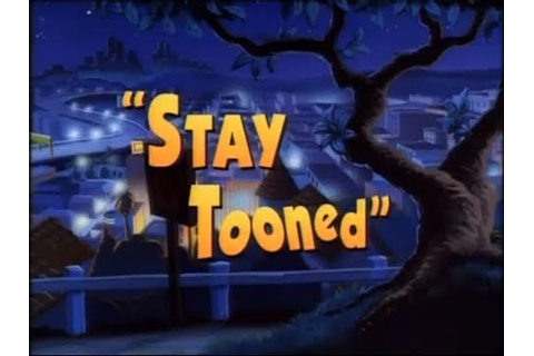 STAY TOONED - Intro & Gameplay - YouTube