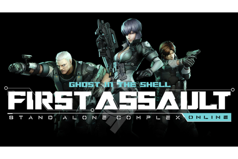 Ghost in the Shell: Stand Alone Complex Preview