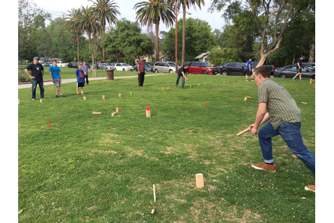 Play KUBB, The Game The Vikings Played… With The Skulls Of ...