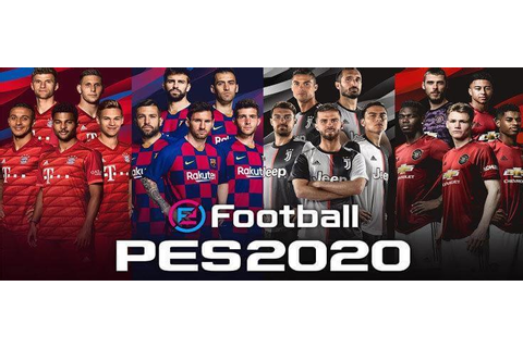 eFootball PES 2020 free game Download » FullGamePC.com
