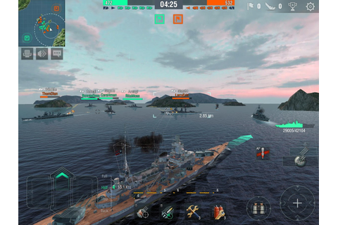 World of Warships Blitz - Android Apps on Google Play