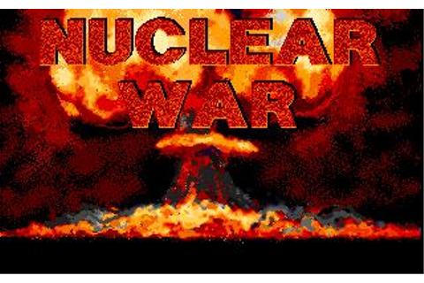 Nuclear War Download (1989 Amiga Game)