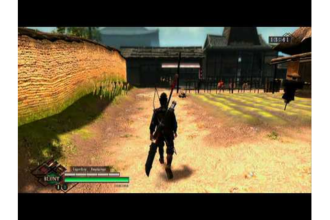 Way of the Samurai 3 Gameplay - YouTube