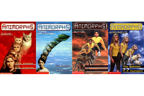 What Was It About Animorphs?