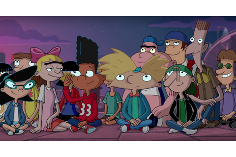 Nickelodeon Packed Nostalgia Into the Hey Arnold Movie ...