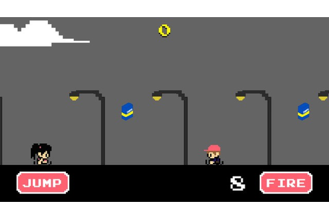 Tampon Run — The Game With A Message – NYU Local