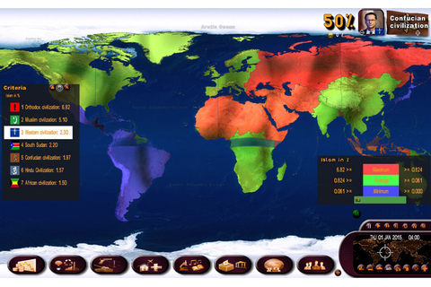 Masters of the World - Geo-Political Simulator 3 - Modding ...