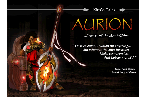 Action RPG Based on African Fantasy, AURION legacy of the ...
