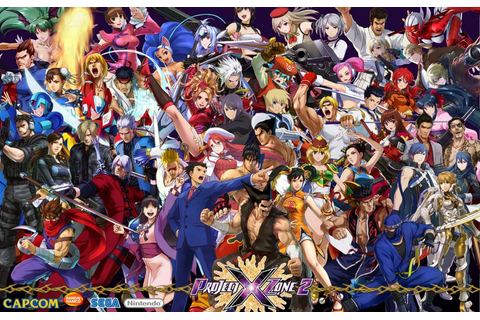 Project X Zone 2 (3DS) Review | ZTGD: Play Games, Not Consoles