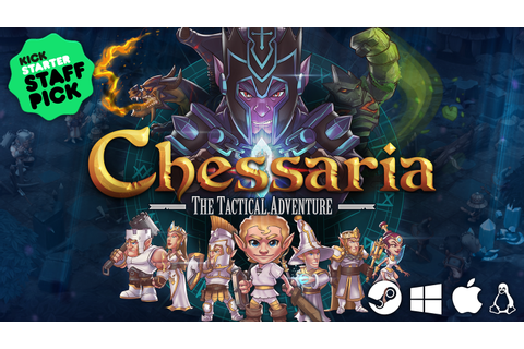 Chessaria: The Tactical Adventure by Pixel Wizards ...