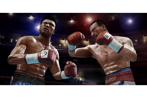 Fight Night Round 4 steps into the ring - That VideoGame Blog