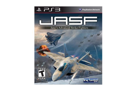 JASF: Jane's Advanced Strike Fighter Playstation3 Game ...
