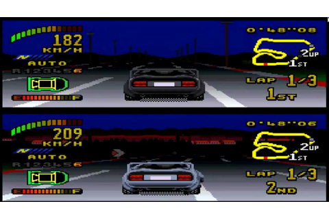 Gameplay - (SNES) Top Gear 2 - Etapa 10 Italy - YouTube