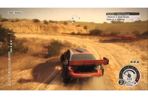 BEST RACING GAME EVER Colin McRae: DiRT 2 Gameplay ...