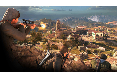 Sniper Elite 4 HIGHLY COMPRESSED download free pc game ...