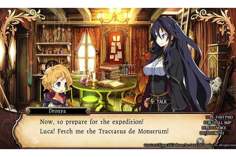Spieletest: Labyrinth of Refrain: Coven of Dusk - DailyGame