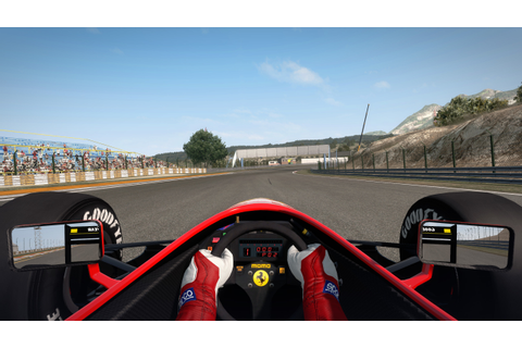 Codemasters classic F1 cars compared to other PC F1 games ...