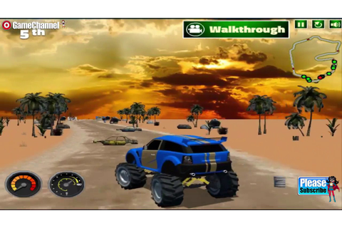 Monster Truck Rally / 4x4 Truck Racing Games / / Browser ...