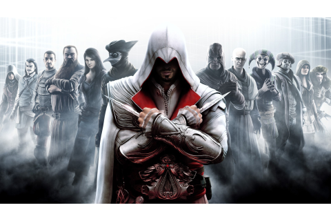 Assassins Creed II, Assassins Creed: Brotherhood, Video ...