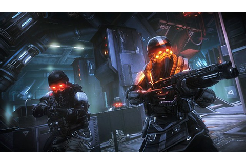 Surviving the Killzone: Mercenary Multiplayer Beta, Out ...