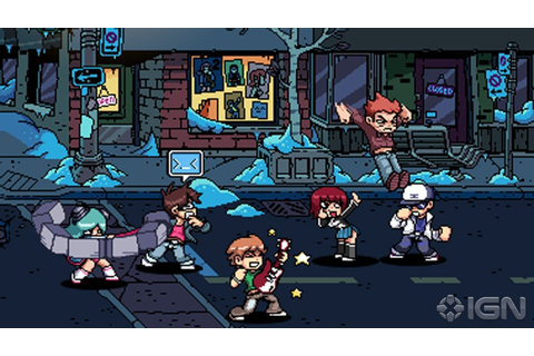 Scott Pilgrim Screenshots, Pictures, Wallpapers - Xbox 360 ...