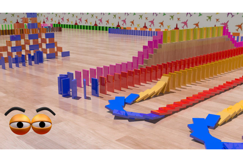 VIDS for KIDS in 3d (HD) - Dominos for Children 3 - AApV ...