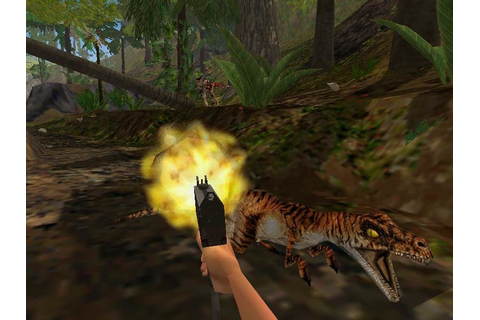 Jurassic Park: Trespasser - PC Review and Full Download ...