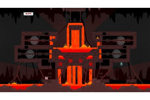 Super Meat Boy (Wii U eShop) Game Profile | News, Reviews ...