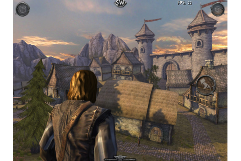 Review: Ravensword: Shadowlands (iPad) - Digitally Downloaded
