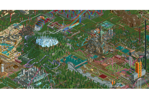 RollerCoaster Tycoon Classic Brings the Original PC Games ...