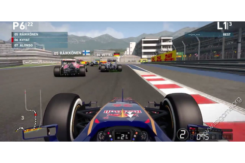 F1 2015 - Tai game | Download game Đua xe