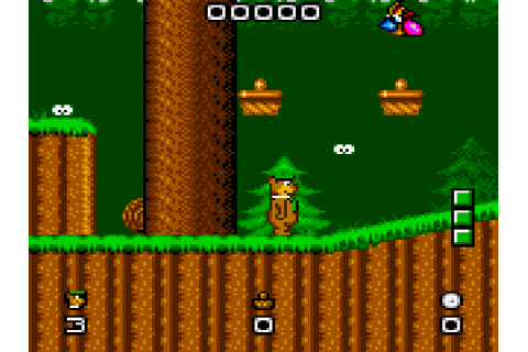 Yogi Bear In Yogi Bear's Goldrush Download Game | GameFabrique