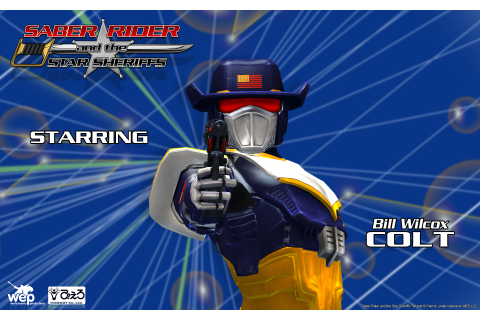 Colt image - Saber Rider and the Star Sheriffs - The Video ...