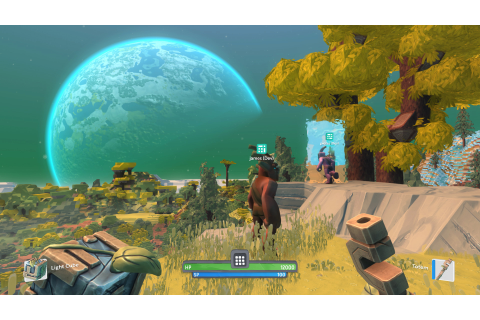 MMO Boundless To Be Published By Square Enix Collective On PC