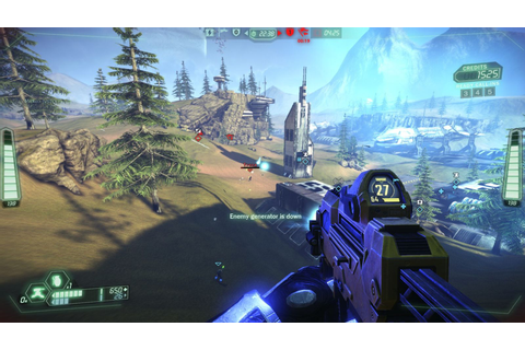 Tribes: Ascend may get map editor, mod tools - Polygon