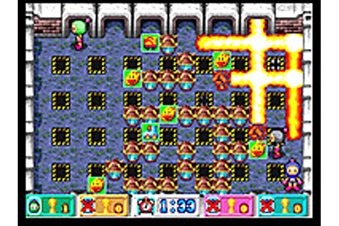 Bomberman Story DS › Games-Guide