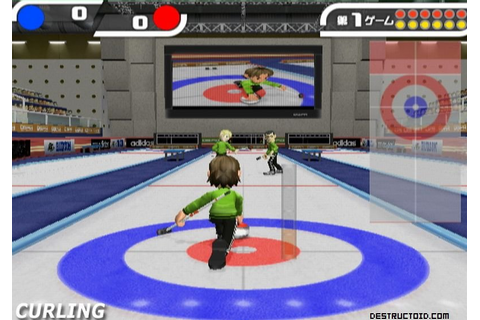 Download free software Wii Curling Game Review - backuphunt