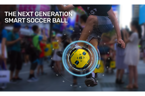DribbleUp Smart Soccer Ball by DribbleUp —Kickstarter